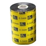 Красящий ролик (риббон) Resin 4800 Performance Black 80 x 450